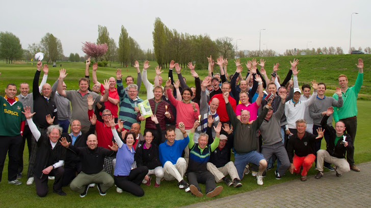 156 Golfchats Paehlig Memorial op Waterland